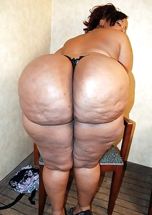 SSBBW Big Booty Porn Pictures