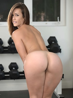 Big Booty Gym Porn Pictures