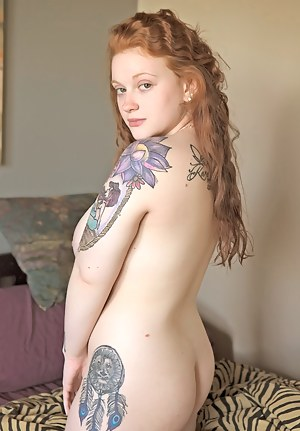 Big Booty Tattoo Porn Pictures