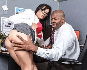 Big Booty Secretary Porn Pictures