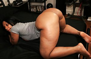 Big Booty Ebony Porn Pictures