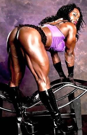 Big Booty Bodybuilder Porn Pictures